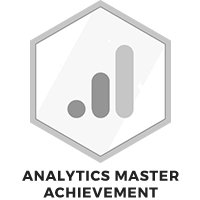 Certificazione Google Analytics individuale