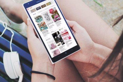 Pinterest lancia Lens per il riconoscimento immagini
