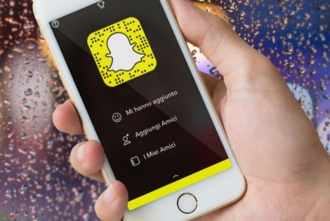 Snapchat, sbarco a wall street