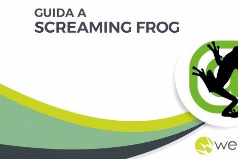 Tab External e Response Code Tab di Screaming Frog