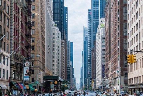 Google Street View, panoramica della città