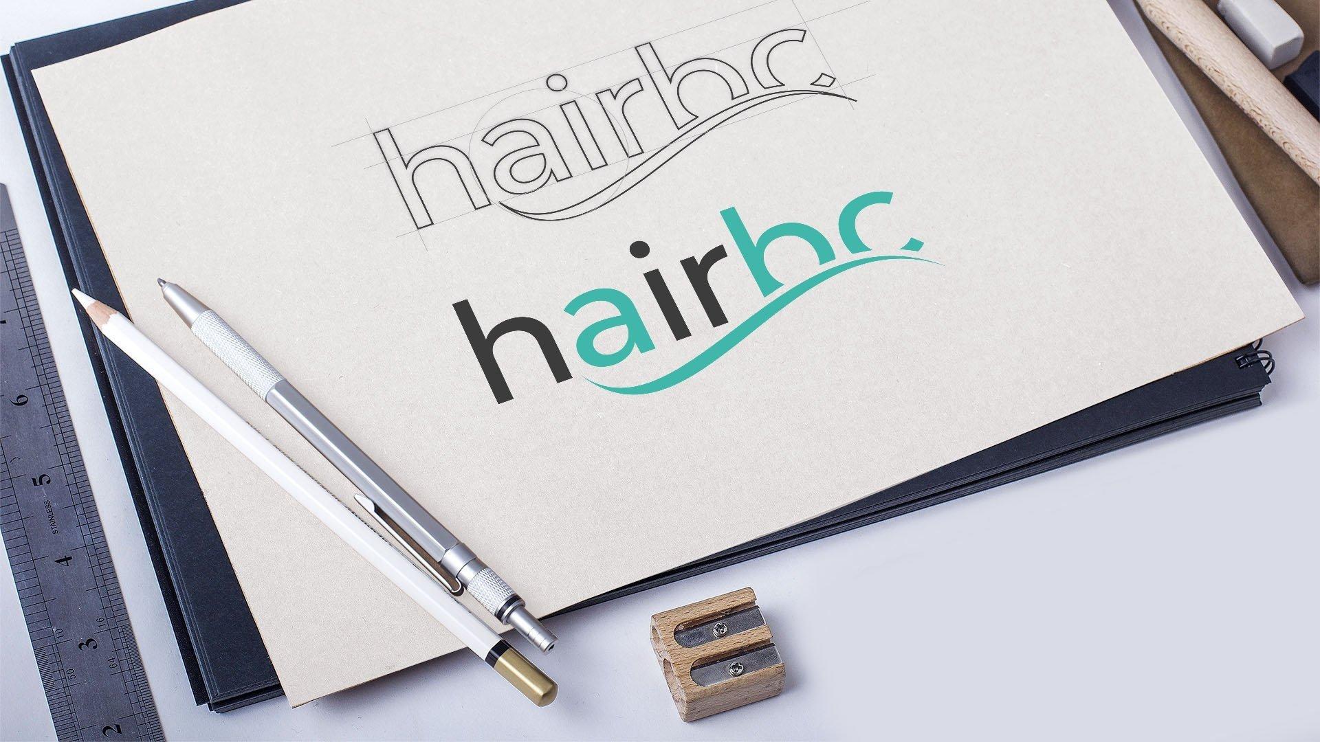 L'immagine coordinata di Hairbc