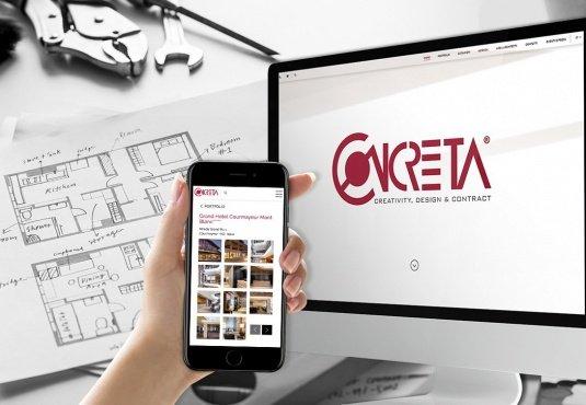 Logo aziendale e sito web