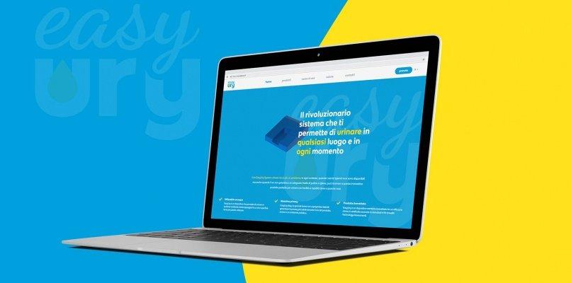 Sviluppo web per nuovo prodotto EasyUry